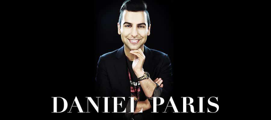 Daniel Paris skriver om mig